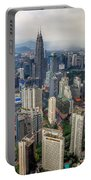 Kuala Lumpur City Portable Battery Charger
