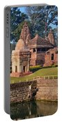 Kund At Ancient Hindu Temple Complex - Amarkantak India Portable Battery Charger