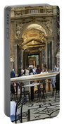 At The Kunsthistorische Museum Cafe II Portable Battery Charger