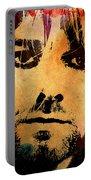 Kurt Cobain 3 Portable Battery Charger