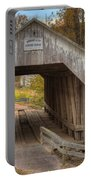 Ky Hillsboro Or Grange City Covered Bridge Portable Battery Charger