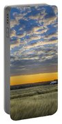 Kyle Barn Sunrise Portable Battery Charger
