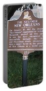 La-001 The Steamer New Orleans Portable Battery Charger