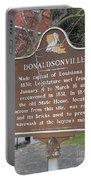 La-032 Donaldsonville Portable Battery Charger