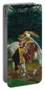 La Bella Dame Sans Merci Portable Battery Charger
