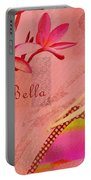 La Bella - Pink - 064152173-01 Portable Battery Charger