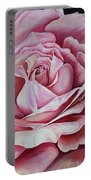 La Bella Rosa Portable Battery Charger