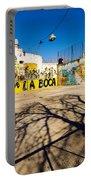 La Boca Graffiti Portable Battery Charger