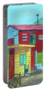 La Boca Morning I Portable Battery Charger