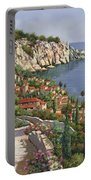 La Costa Portable Battery Charger by Guido Borelli