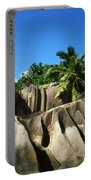 La Digue Island - Seychelles Portable Battery Charger