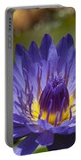 La Fleur De Lotus - Star Of Zanzibar Tropical Water Lily Portable Battery Charger