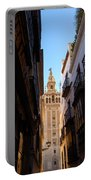 La Giralda - Seville Spain  Portable Battery Charger
