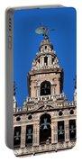 La Giralda Belfry In Seville Portable Battery Charger