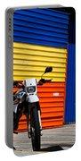 La Motocicleta Portable Battery Charger