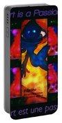 La Passion De L'art Portable Battery Charger