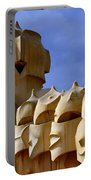 La Pedrera Chimneys Portable Battery Charger