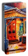 La Peniche In New Orleans Portable Battery Charger