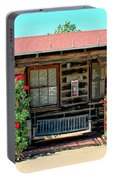 La Rosa Motel Pioneer Town Portable Battery Charger