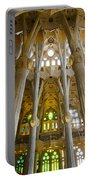 La Sagrada Familia Iv Portable Battery Charger