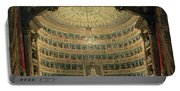 La Scala, Milan, During A Performance Portable Battery Charger