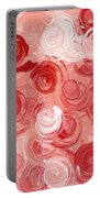 La Vie En Rose Portable Battery Charger