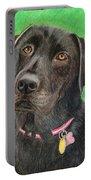 Labrador Retriever Portable Battery Charger