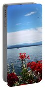 Lac Leman - Switzerland Portable Battery Charger