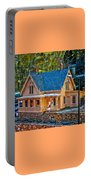 Lace House Blackhawk  Colorado Portable Battery Charger