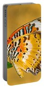 Lacewing Butterfly Cethosia Sp Portable Battery Charger