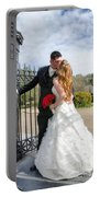 Lacey And Adam Wedding 1 Portable Battery Charger