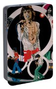 Ladies And Gentlemen - The Rolling Stones Portable Battery Charger