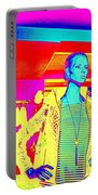 Ladies In Yellow Portable Battery Charger