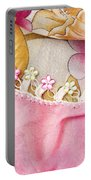 Ladies' Scarf Portable Battery Charger