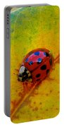 Lady Bug 3 Portable Battery Charger