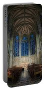 Lady Chapel At St Patrick's Catheral Portable Battery Charger