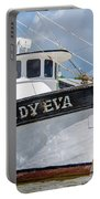 Lady Eva Shrimp Boat Portable Battery Charger