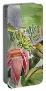 Lady Fingers - Banana Tree Portable Battery Charger