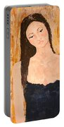 Lady In Waiting Portable Battery Charger