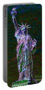 Lady Liberty 20130115 Portable Battery Charger