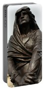 Lady Macbeth In Stratford Out Damned Spot  Portable Battery Charger by Terri Waters