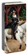 Lady Of Arms Portable Battery Charger