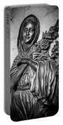 Lady On The Wall Portable Battery Charger
