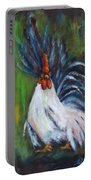 Lady Pleaser, Rooster  Portable Battery Charger
