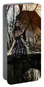 Lady Rain Portable Battery Charger