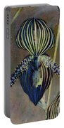 Lady Slipper Secret Garden Portable Battery Charger