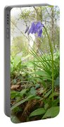 Lady Spencer's Bluebell Portable Battery Charger