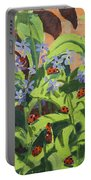 Ladybirds Portable Battery Charger