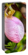 Ladyslipper  Wildflower Portable Battery Charger