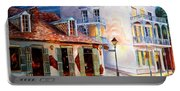 Lafitte's Guest House On Bourbon Portable Battery Charger